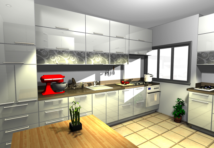 ניס פורום עיצוב מטבחים: תכנון מטבח - התלבטויות (1/1) WY-55